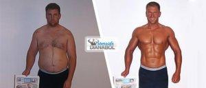 До и после: отзыв о Dianabol от Егора (Владимир, Россия)