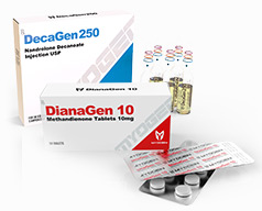 What products can we stack with dianabol for a mass growth