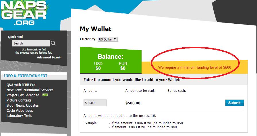 recensione,Napsgear.org