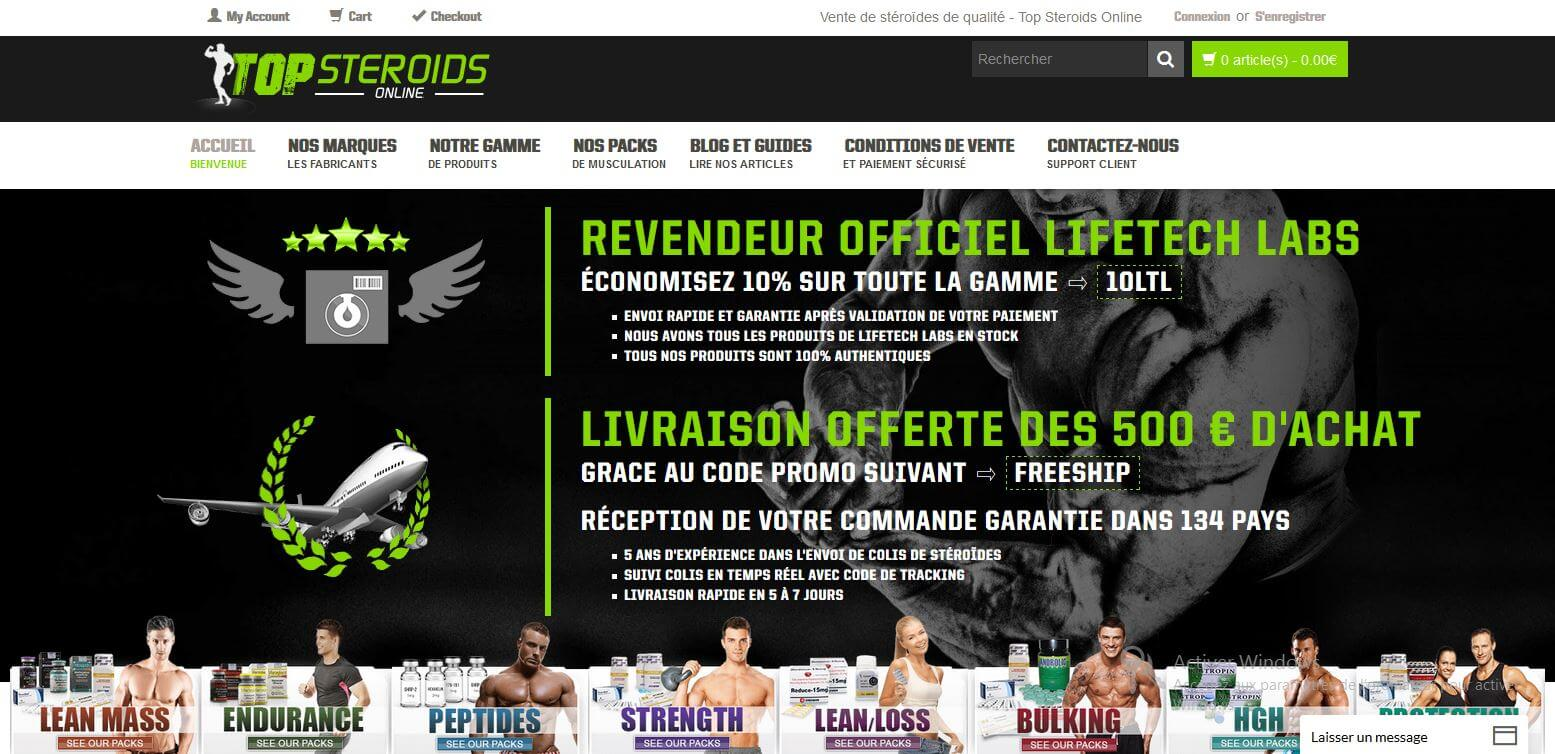 Top Steroids Online Avis | Dianabol-Steroids.com
