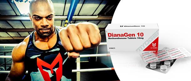 Positiva effekter av Dianabol