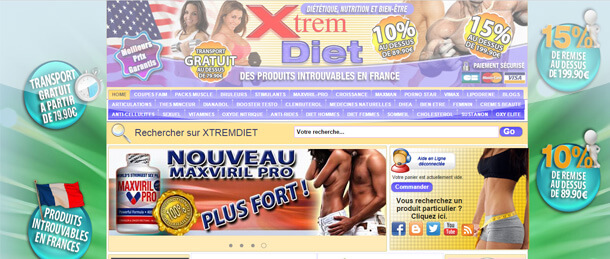 xtremdiet.com