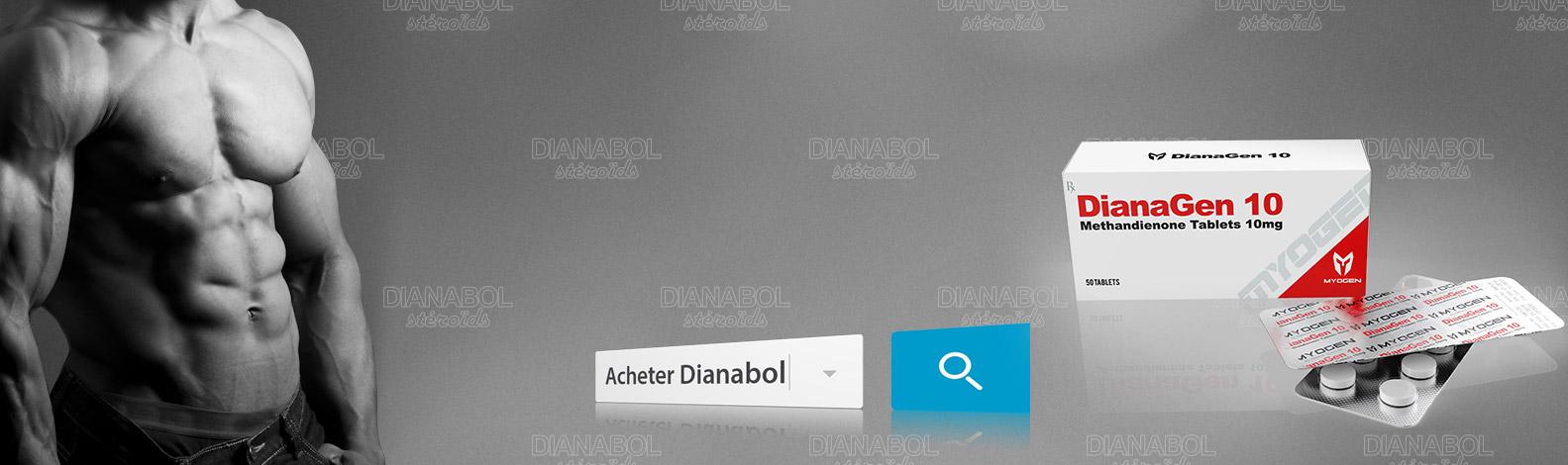 Toute l'information sur le Dianabol Dianabol-Steroids.com