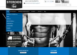 Comentarios: Steroids.ws (Excelente para las entregas en Estados Unidos)