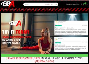 Reseña Prueba Tienda body-building-anabolics.is