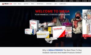 Feedback sul negozio di mega-steroidi (eccellente per le consegne negli Stati Uniti)