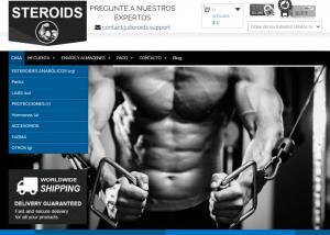 Reseña de steroids.ws