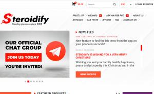 Recensione steroidify.com