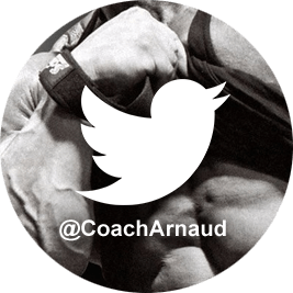 Twitter @CoachArnaud